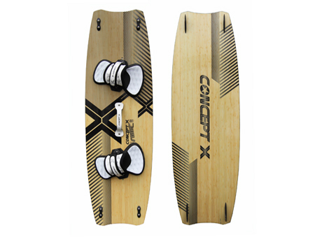 ConceptX Kiteboard Ruler LTD Bamboo