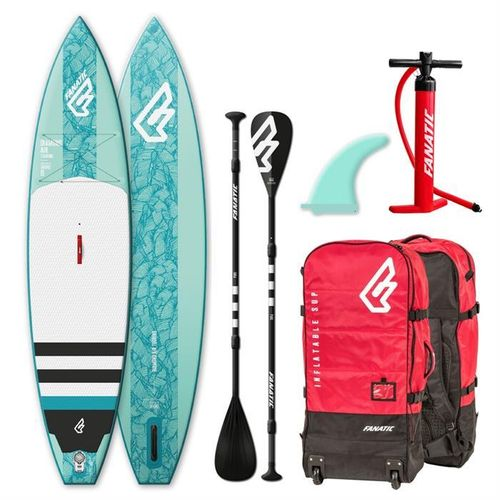 FANATIC - SUP - Diamond Air Touring - Package - 11'6''x31'' Surfparadies Online Set