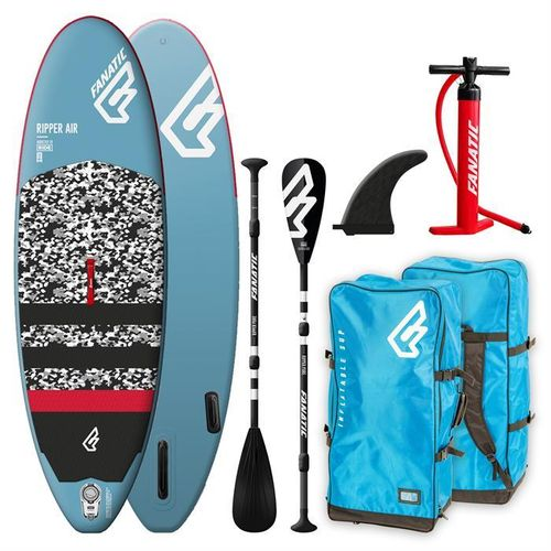 "Fanatic Ripper Air 7'10"" Kids SUP- Surfparadies Online Kinderset"
