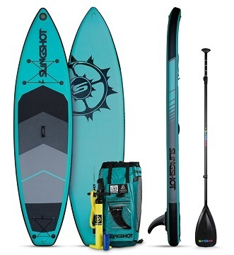 SUP Slingshot Crossbreed 11' Airtech Package